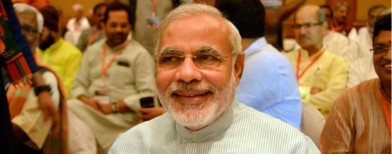 BJP announces Team Modi for 2014 polls