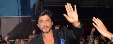 SRK breaks his silence on new baby