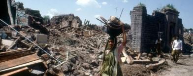 Ten deadliest natural disasters in India