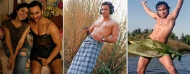 OMG! Is that really Saif Ali Khan?