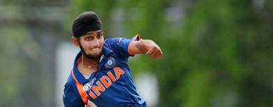 Harmeet Singh suspended