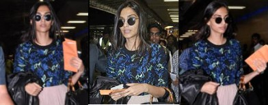 Sonam Kapoor makes a fashion blunder!