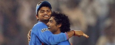 Raina, Jadeja spat about captaincy?