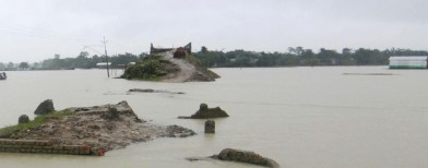 One lakh people hit by Assam flood