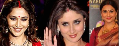The ladies who love to flaunt their sindoor!