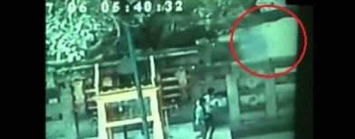 CCTV footage : Mahabodhi temple blast