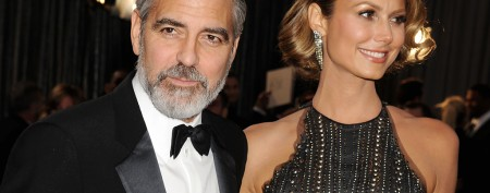 George Clooney and girlfriend split up