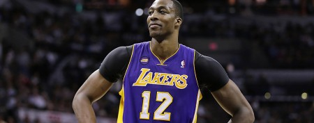 Lakers find replacement for Dwight Howard