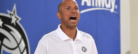 Legend's rough first game as NBA coach