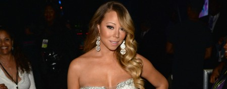 Mariah Carey hospitalized after fall