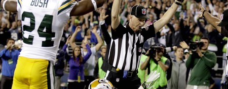 Shameless ex-NFL referee revels in infamy