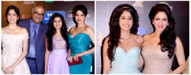 OMG! Sridevi's baby's all grown up
