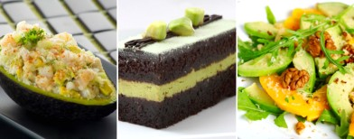 Top 5 suprisingly sweet avocado dishes