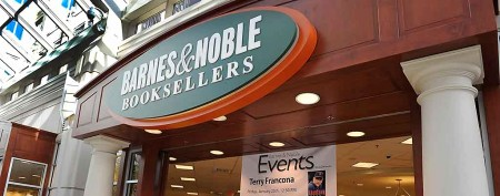 Barnes & Noble may have just saved its stores