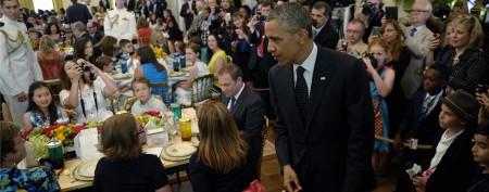 Obama 'Broccoligate' kerfuffle sparks mockery