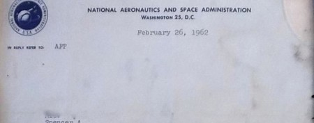 NASA's stinging rejection letter