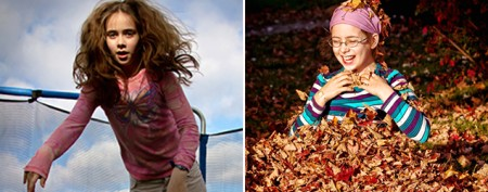 Dad's honest photos of child's cancer battle