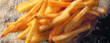 How to make perfectly crispy french fries
