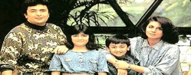 Do you recognise little Ranbir Kapoor?
