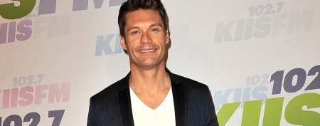 Seacrest's flirty getaway with rumored flame