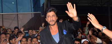 Finally, SRK speaks about his baby AbRam