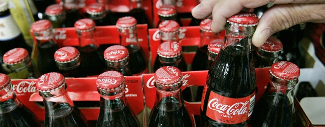 3 strange things a bottle of Coke can do (Paul Sakuma/AP)