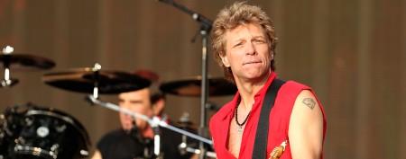Bon Jovi's strong family bond