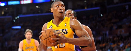 Team wants World Peace if Lakers amnesty him