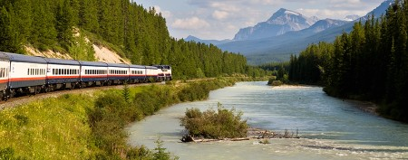 All aboard! World's most scenic train trips