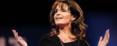 Sarah Palin hints at her next campaign