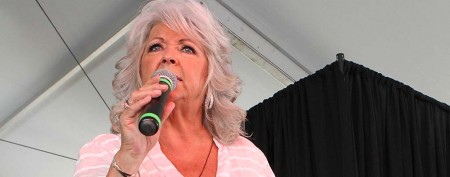Paula Deen set to be star of unlikely project