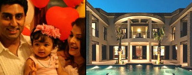 Aishwarya's dream villa in Dubai