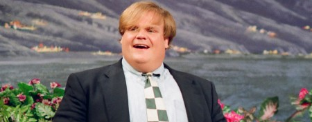 Chris Farley's brother hits movie premiere