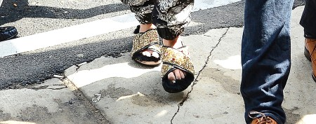 'Ugly' shoes make huge comeback this summer