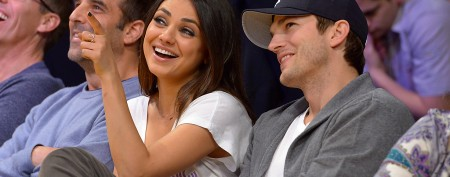 Former co-star's prediction for Ashton and Mila