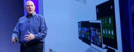 CEO makes big changes at Microsoft