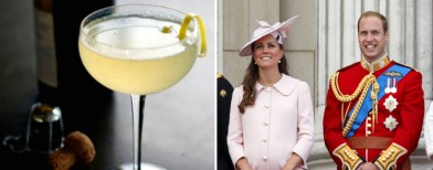 What is the Royal Baby's signature drink?