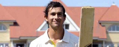 Agar makes cricket history on debut