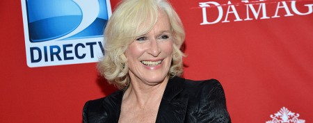 Why Glenn Close is auctioning off her clothes