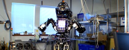 Meet Atlas, a hulking new robot who can groove