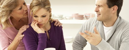 'Love lessons from my divorced parents'