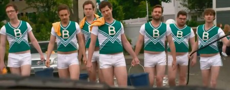 Funniest male cheerleaders from movies and TV
