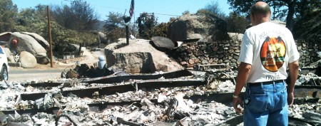 Amazing find in Arizona wildfire debris