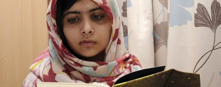 Teen shot by Taliban addresses U.N.