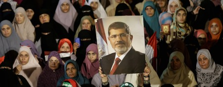 Egypt opens criminal probe of ousted leader