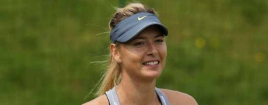 Connors is Sharapova's new coach