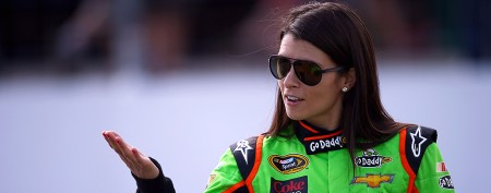 Why Danica Patrick won't bare all in 'body issue'
