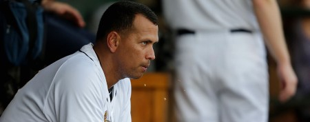 Report: A-Rod is a no-show for rehab game