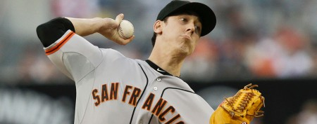 Return to glory: Lincecum throws no-hitter