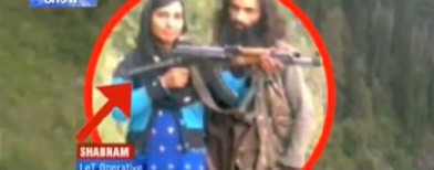 'First marry her, then train as terrorist'